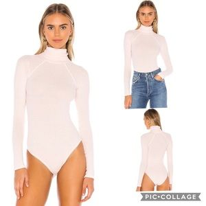 NWT Free People All You Want Bodysuit